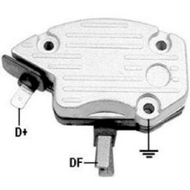 Regulador De Voltagem Ford Fiesta Ka Lucas Indiel Ik5598