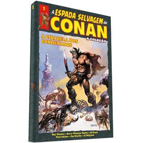 A Espada Selvagem De Conan - Volume 1 - Capa Dura