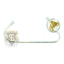 Suporte Para Bolsa Cavalo Dourado 5458 - Sumetal