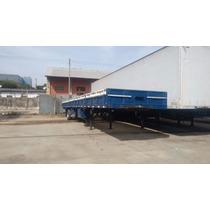 Carreta Carga Seca Grade Baixa - 15 Metrs /locker 17.000,00