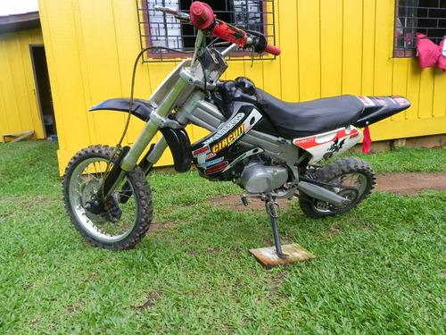 HONDA MXF 125CC