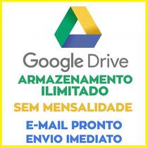 Google Drive Ilimitado - Armazenamento Ilimitado, Backup Ag
