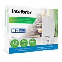 Roteador Wireless Intelbras Hotspot 300 Checkin Facebook