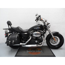 Harley-davidson - Sportster Xl 1200 Custom Cb, 2013