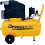 Compressor De Ar Pressure 8,2 Pés 24 L 110v Mono
