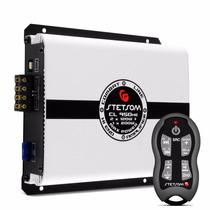 Modulo Stetsom Cl950 Amplificador 3 Canais + Controle Sx1
