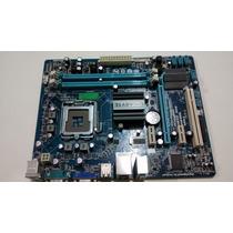 Kit Placa Gigabyte Ga-g41mt S2p Ddr3+ Processador Core E8400