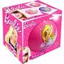 Bola De Vinil Barbie Com Transfer E Silk
