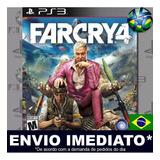 Far Cry 4 Ps3 Código Psn Dublado Português Promoção