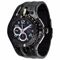 Relógio Orient Mptpc001 P2px Preto Pulseira Borracha Nfe