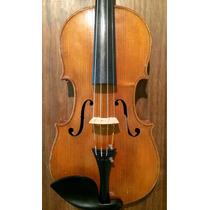 Violino Alemão Antigo Cópia Stradivarius 1713