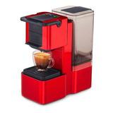 Cafeteira Tres Corações  Pop Plus S27 Vermelha 110v