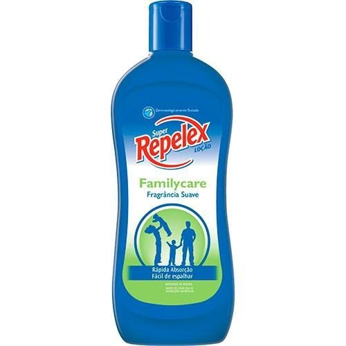 Kit C/7 Repelente Repelex Family Care Loção 200ml