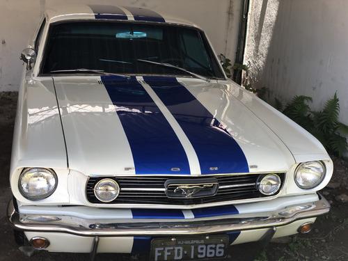 FORD MUSTANG HARD TOP 1966 5.0 V8 302 ESTUDO TROCAS VALOR