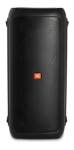 Caixa De Som Jbl Partybox 300 Portátil Black 110v/220v