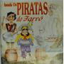 Lp Banda Os Piratas Do Forró - B032