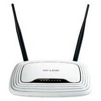Roteador Tp-link Wireless Tl-wr841nd V2 300mbps 2 Antenas