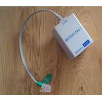 Micro Filtro Adsl De 2 Entradas Homologado Pela Anatel