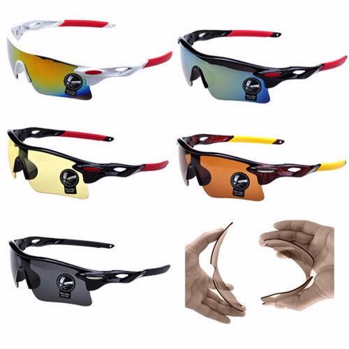 Oculos Spider - Oculos Sol, Oculos Dirigir A Noite,cliclista - R  17 ... 609ac1efc5