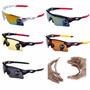Oculos Spider - Oculos Sol, Oculos Dirigir A Noite,cliclista