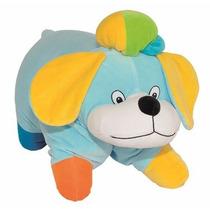 Pelúcia Cachorro Que Vira Travesseiro Frete Gratis