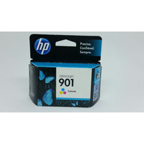 Cartucho Hp 901 Cc656ab Color Original ( Vencido )