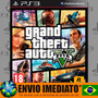 Gta V Gta 5 Grand Theft Auto Ps3 Digital Psn Português