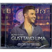 Cd Gustavo Lima - Buteco Do - Novo***