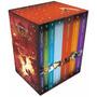 Box Cole��o Livros Harry Potter Edi��o Premium