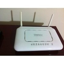 Modem Roteador Wifi Vivo Speedy/telefônica 2 Antenas 300mbps