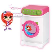 Máquina De Lavar Infantil Super Elétrica Magic Toys 8045