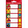 Angry Birds Stickers - Pacote 1 (etiquetas) Decoração
