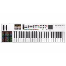 Teclado Musical Controlador Midi M-audio Code 49 + Ableton !