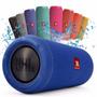 Jbl Flip 3 Caixa De Som Portatil Bluetooth Speaker Original