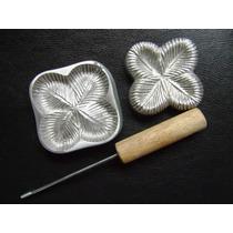 Frisador De Flores Eva Camélia Riscada 8,5 X 8,5 Cm