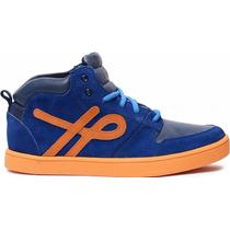 Tênis Öus Vidal Royal Uni Ao Cubo - Urban Skate Sneakers