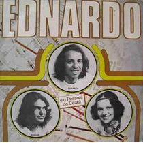 Cd - Ednardo & O Pessoal Do Ceará: Ingazeiras