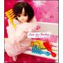 Escova De Cabelo P/ Bonecas Barbie * Blythe * Licca Original