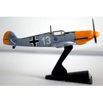 Avião Alemão Messerschmitt Me-109 Bf Luftwaffe 1:87 2 Guerra