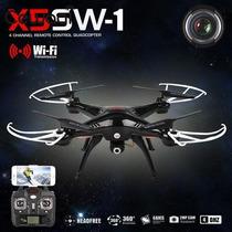 Drone X5sw-1 Wi-fi Câmeras De Vídeo Sem Fio - Frete Grátis