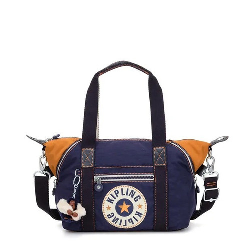 680493343 Bolsa Kipling Art Mini - Active Blue Bl