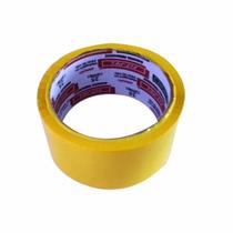 Fita Adesiva Entelagem Amarela 48mm X 50m - Fitpel 1ª Linha