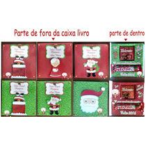 Lembrancinhas E Caixinhas Personalizadas Natal