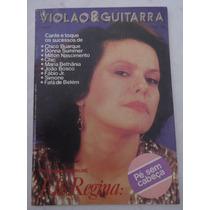 Revista: Violão E Guitarra Nº 57: Elis Regina - 1979- Letras