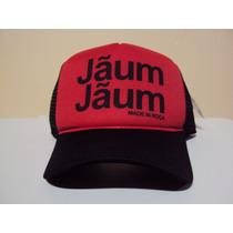 Boné Jaum Jaum Personalizados Diversas Cores Snapback