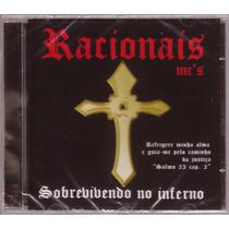 Racionais Mcs Cd Sobrevivendo No Inferno Novo Frete R$ 7,10