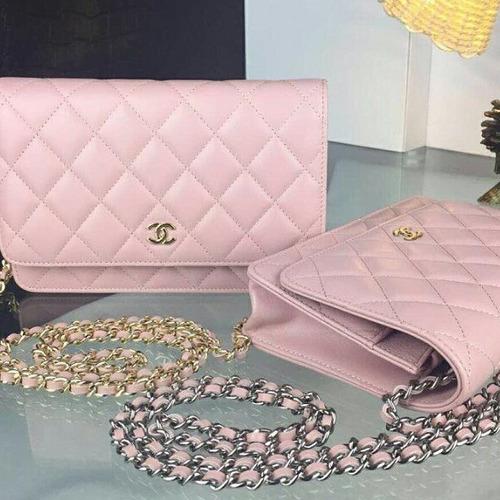 Bolsa Chanel Novo Modelo Coccom Pronta Entrega!!! R  2400 ecaaab9785