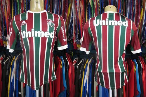 Brechó do Futebol - Fluminense 2013 Camisa Titular Tamanho P 37d4897fd3d4d