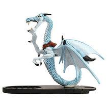 Mage Knight Rpg Miniatura Dc Marvel Sky Dragon 117 ( Azul )
