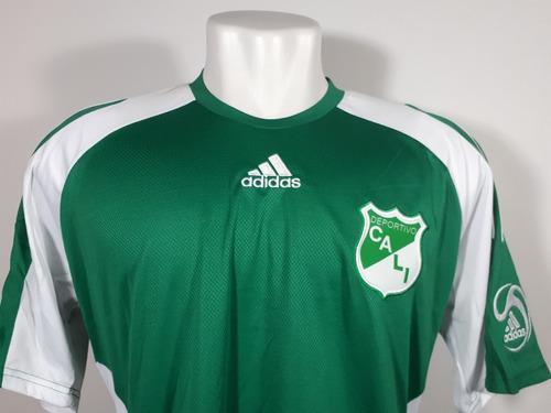3b6811c0dd Camisa adidas Deportivo Cali Home 2008 2009 Original Nova